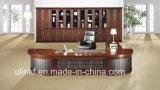 خاصّ تصميم [إإكسكتيف وفّيس فورنيتثر] قشرة لامعة مكتب طاولة ([هإكس-رد6071])