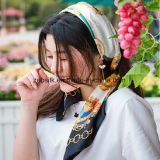 шарф 100%Silk 90*90cm для женщины