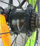 """20 """"隠された電池が付いている250W小型脂肪質の電気折るバイク"""