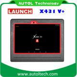 De nieuwe Vrijgegeven Originele Scanner van het Systeem van de Versie van de Lancering X431 V+ WiFi/Bluetooth Globale Volledige die op Androïde Lancering x-431 van het Systeem V+ Kenmerkende Scanner wordt gebaseerd