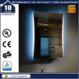 A parede pendurou o espelho leve Backlit diodo emissor de luz do banheiro IP44 para o hotel