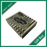 Caja de cierre magnético de papel de cartón de lujo