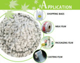 Matière première en plastique Masterbatch blanc transparent de pp de remplissage additif de PE