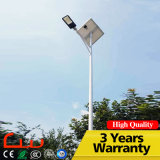 Government Case 30W Lampe 6m LED Solar Street Light