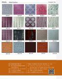 Azulejos de cerámica de la pared del fondo del diseño TV de Foshan