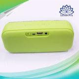 Haut-parleur de Portable du son stéréo 10W de modèle de réseau de tissu