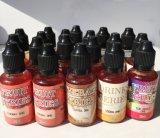 2017 de Hete Verkopende e-Vloeistof Van uitstekende kwaliteit van het Aroma van het Fruit met 0mg~24mg