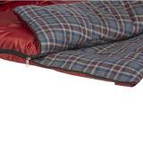 10 Dregree Gut-unten Schlafsack mit Kissen