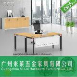 ممتازة نوعية فولاذ مكتب قدم لأنّ [أفّيس منجر] طاولة ([مل-02-جلا])