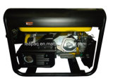 5.0kw wielen & het p-Type van Handvat de Draagbare Generator van de Benzine