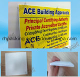 Rectángulo de Twinwall PP, cartón plástico, rectángulo de la fruta de los PP/rectángulo reciclable del plegado en abanico de la fruta de Corflute del polipropileno con la impresión