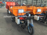 전기 세발자전거, Carring 광석, 돌, 화물, 채광 세발자전거를 위한 3개의 바퀴 기관자전차