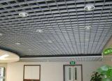Knall-Aluminium-geöffnete Zellen-Rasterfeld-Decke für Einkaufszentrum-und Metro-Station