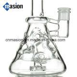 Narghilé di fumo di vetro della coppa del tubo di acqua (EY002)