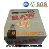 Papel del cáñamo delgado de la alta calidad para el embalaje del cigarrillo de la mano