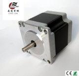 Motor de piso pequeno do ruído 57mm da vibração para a impressora 16 de CNC/Textile/Sewing/3D