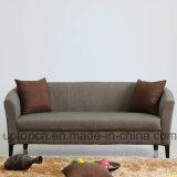 Sofá moderno da sala de visitas com Upholstery da tela (SP-KS238)