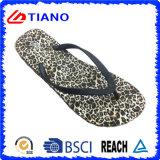 Flop Flip леопарда способа для женщин (TNK35705)