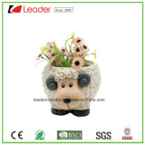 Figurine Flowerpot овец смолаы для украшения дома и сада