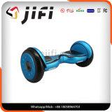 Scooter d'équilibre d'individu de panneau de vol plané, 2 roues Hoverboard avec le traitement