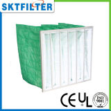 High-Efficiency Filter van de Zak van de Filtratie van de Lucht