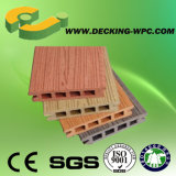 Assoalho contínuo do Decking de WPC com CE