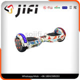 Rodas Multicolor Hoverboard esperto da forma duas