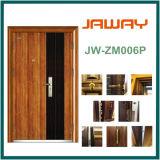 Moderne Art-Stahlsicherheits-Tür für neues Haus