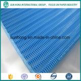 Tessuto a spirale 100% dell'essiccatore del poliestere centrale di carta del ciclo per la macchina di carta