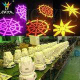 Kleine Stadiums-Disco, die beweglichen Kopf einen 60 Watt-LED beleuchtet