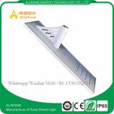 80W réverbère à énergie solaire de la qualité DEL avec le prix concurrentiel