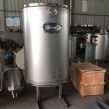 ミルク処理のための高性能のコイルの管の低温殺菌器
