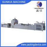 De automatische Machine van de Laminering van de Film van het Venster met Elektromagnetische het Verwarmen Eenheid (xjfmkc-120L)