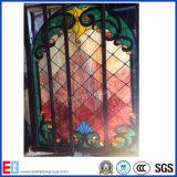 Kirche-Glas/Buntglas