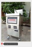 Freír la sartén profunda eléctrica de la máquina con el certificado del Ce
