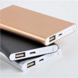 Mini banco portátil da potência do carregador do USB do presente 4000mAh do Natal