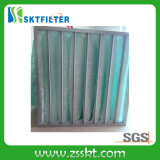 De hete Filter van de Zak van de Filtratie van de Verkoop HVAC Fijne Synthetische