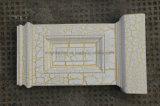 Tipo columna arquitectónica de la pantalla plana del poliuretano