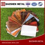 Fabricação de metal da bobina do aço inoxidável da cor do serviço de uma paragem da casa de Mnufacturer