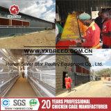 L'alta qualità Hightop di pollicultura della gabbia del pollo mette a strati la gabbia per le galline ovaiole