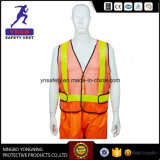Olá! a saber veste de advertência reflexiva En20471 da segurança da noite da qualidade da veste