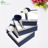 Blanco cajas de regalo cajas de papel de embalaje (kg-px038)