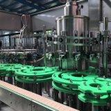Fruchtsaft-aufbereitende Zeile heißen Getränk-Produktionszweig beenden
