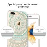 iPhone 7&7 plus Dekking van het Plastic Geval van de Bescherming van de Drukken van het Tarot de Harde