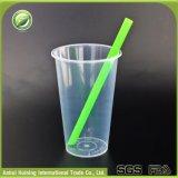 hitzebeständiges freies aufbereitetes biodegradierbares Plastikcup 500ml mit gedichteten Kappen