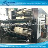 Máquina de impresión Flexo de 2 colores para la tela no tejida