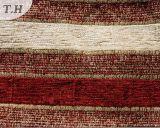 Горизонтальная ткань синеля прокладки 2016 для ткани софы (FTH31002C)