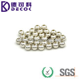 Caliente venta de joyas de plata de bolas de color de oro rosa