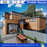 Construção de aço profissional da luz do projeto de China moderna a casa do Prefab do baixo custo
