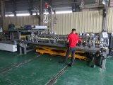 No.4 und Haarstrichreibende/Poliermaschine für Metallblätter